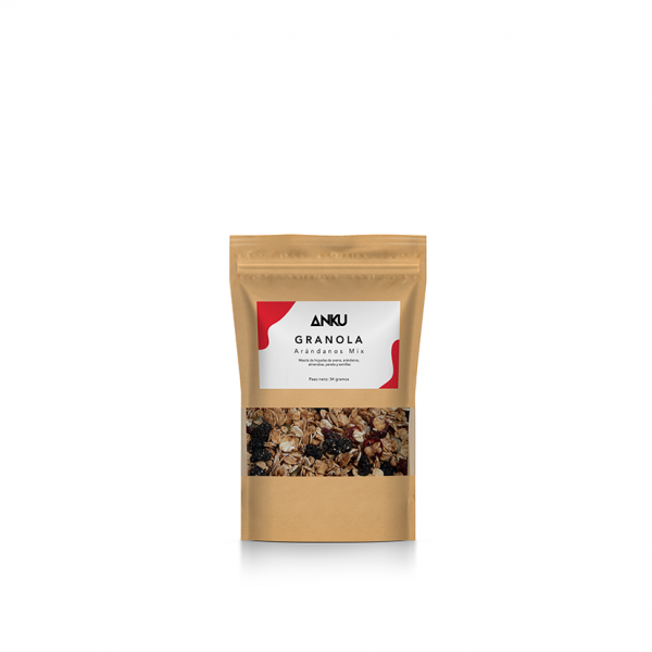 arándanos mix mini granola y muesli perú anku