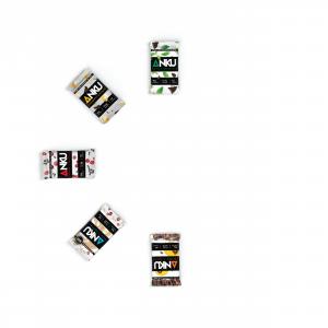 barras de proteínas pack surtido anku