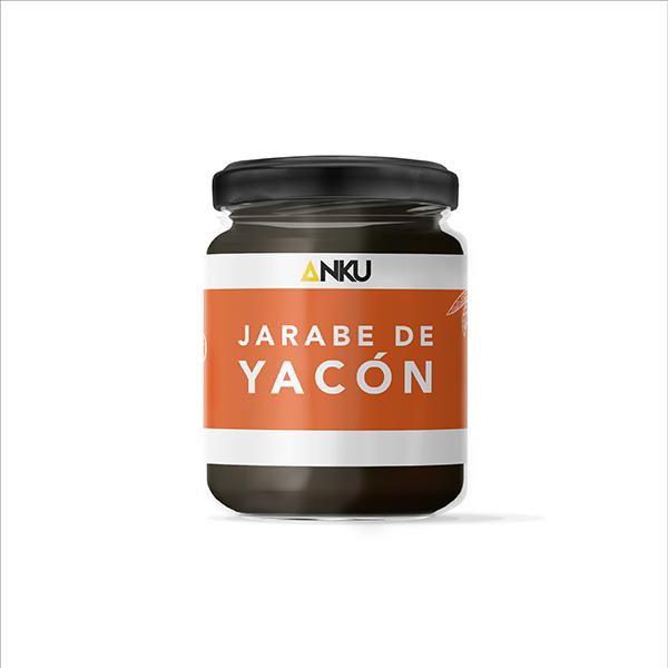 jarabe de yacón 2 productos saludables perú anku