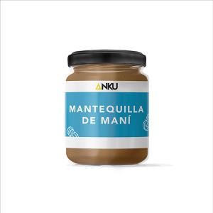 mantequilla de maní productos saludables perú anku