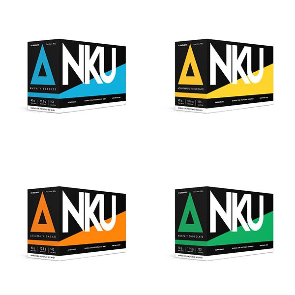 4 cajas sabor completo