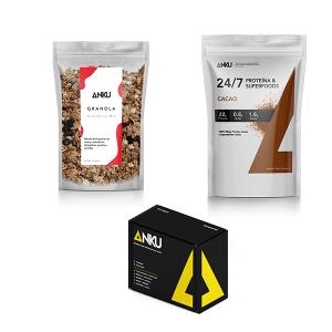 caja completa proteína 24 7 granola